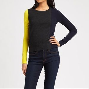 Theory Abner Wool Sweater